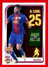 FC BARCELONA 2012-2013 Panini - Figurina-Sticker n. 102 - SONG -New