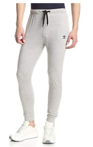 BRAND NEW! - Umbro - Men's - Knitted Space Jersey Slim Fit Pants - Ethereal Gray
