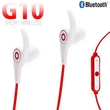Cuffiette Auricolari bluetooth wireless cuffie sport sd iPhone Samsung Huawei WR