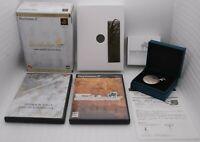 PS2 Berwick Saga Premium Box w/ Pocket watch Japan PlayStation 2 Tearring Saga