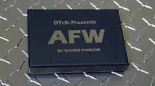 A.F.W. (Another F*king Wallet) by Wayne Dobson - Trick - Magic Tricks