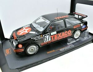 Model Car Ford Sierra Rs Cosworth Scale 1/18 IXO collection Rally Abarth