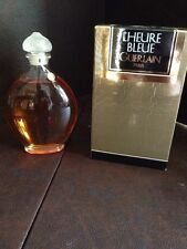 VTG NIB Guerlain L'HEURE BLEUE Eau de Toilette   250 ml large bottle