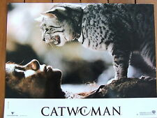 CHAT HALLE BERRY PHOTO EXPLOITATION LOBBY CARD CATWOMAN
