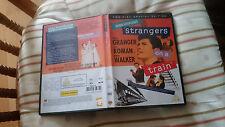 Strangers On A Train - Special Edition  1951 PG Starring: Farley Granger  uk dvd
