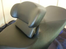 Suzuki Burgman 650 Driver Backrest  2003 thru 2012 back rest seat
