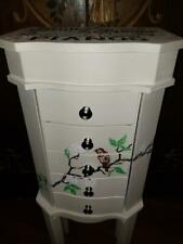 Jewelry Armoire Cabinet Chest Organizer Stand Holder,steampunk ,trees, branches