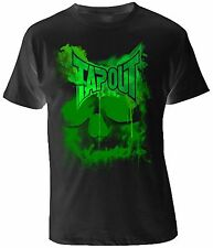 Tapout Skull Drip Adult T-shirt - Official UFC MMA Kickboxing Martial Arts Tee