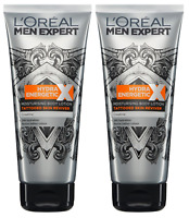 L'Oreal Men Expert Hydra Energetic Tattoo Reviver Lotion, 6.7 Oz (2 Pack)