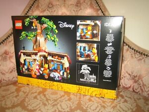 LEGO Ideas Disney Winnie the Pooh - Exclusive Set 21326 - Brand New