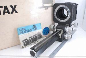 Exc Pentax 6X7 67 Auto Bellows *37930