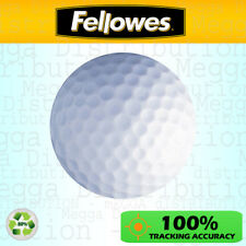 Fellowes Golfball Mouse Mat/Pad w/ Patented 'BriteTM' for 100% Tracking Accuracy