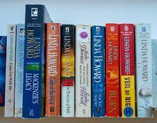 10 Linda Howard Romance Books