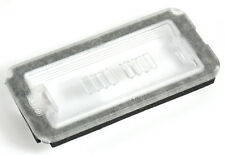 FIAT 500 POSTERIORE license number Plate Light Lens Cancella 51800482 NUOVO ORIGINALE