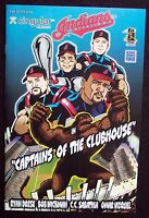Cleveland Indians 2002 Comic Book #4 Sabathia/Vizquel/Drese/Wickman MINT!