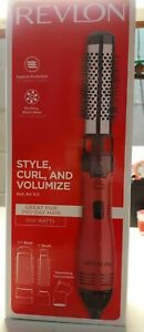 New Open Box Revlon Hot Air Kit Hair Dryer with Attachments