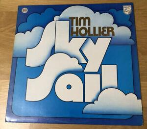 TIM HOLLIER Skysail 1st Philips UK LP 1971 Psych Folk Funk John Cameron
