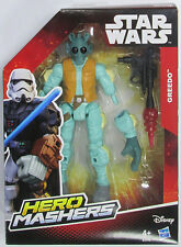 Star Wars Hero Mashers Greedo Action Figure HASBRO