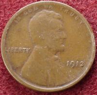 United States 1 Cent 1913 (C1212)