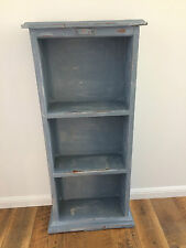 Shabby chic small bookcase