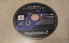 Star Trek Encounters - Playstation 2 PS2 (Disc only) Tested works