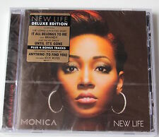MONICA . NEW LIFE . DELUXE EDITION  CD NEUF