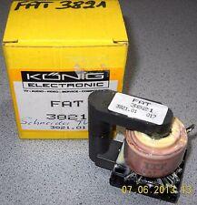 KÖNIG FAT3821 Zeilentrafo, Ersatz für SCHNEIDER 4609166029, ITT TFAT1109F310/47