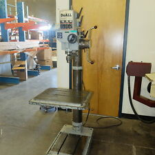 """25"""" Doall Geared Head Drill with Power Down Feed,  Model 25150, Nice"""
