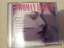 COMPILATION - A WOMAN IN LOVE (19 TRACKS, 1997). CD.
