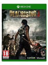 DEAD RISING 3 XBOX ONE BRAND NEW AND SEALED
