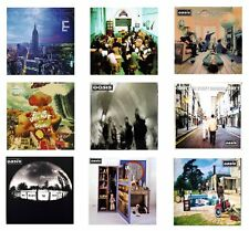 MINIATURE 1/12th Non Playable VINYL RECORD ALBUMS - OASIS - VARIOUS TITLES