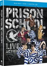 Prison School: Live Action [New Blu-ray] With DVD, 3 Pack
