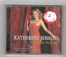 (IE524) Katherine Jenkins, Second Nature - 2004 CD