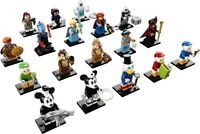 GENUINE LEGO DISNEY SERIES 2 MINIFIGURES 71024 PICK YOUR FIGURE ALL 18 IN STOCK