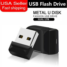 USB 3.0 Flash Drive Thumb U Disk Memory Stick Pen PC Laptop Storage 2TB 512GB