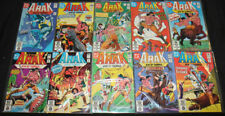 Arak Bronze Age Comic Lot/Run 18Pc (Vf-Nm)