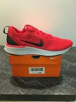 Nike Air Odyssey React Running Shoes SZ 10.5-Red Black White-AO9819 601