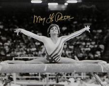 Mary Lou Retton Autographed Team USA 16x20 On Balance Beam Photo- JSA W Auth