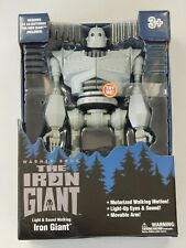 "The Iron Giant Figure Walking w/ Lights & Sounds 14"" Exclusive"