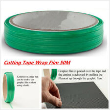 3.5MM*50M Knifeless Design Line Tape Car Vinyl Wrapping Cutting Tape Rolls