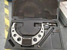 Mitutoyo 200-225mm IP65 Coolant Proof Digital Micrometer - 293-254