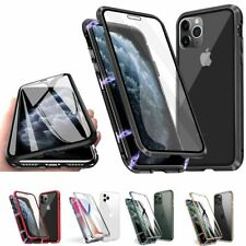 Full Body Glass Screen Protector Case Cover for iPhone 11 / 11 Pro / 11 Pro Max
