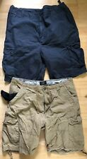Lot Of 2 Nautica Men Cargo Shorts Size 42