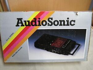 Kassettenrecorder,Kassettenspieler,Audio Data Recorder,Audiosonic,SV 670D,NOS