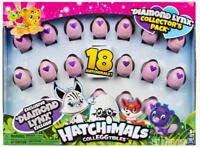 Hatchimals CollEGGtibles Diamond Lynx Collector's Pack 18 Pack