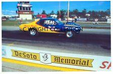 """Vintage Drag Racing-""""Mopar Missile""""-1974 440 Duster-DeSoto Memorial Speedway"""