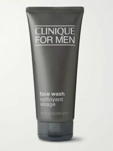 NEW Clinique FOR MEN Face Wash 6.7 fl oz SEALED