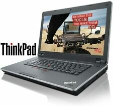 Lenovo ThinkPad Edge 15 Pentium Dual Core 2.13GHz DDR3 4GB matt + Dockingstation