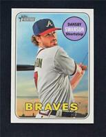 2018 Topps Heritage Base #53 Dansby Swanson