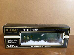 K-Line K623-9013 N.T.T.M.T.C.A. CNW Classic Die Cast Hopper. NIB. Unopened.